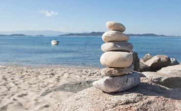 Meditation Steine